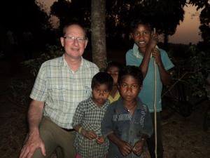 Dan w. children Dhoker Jhara