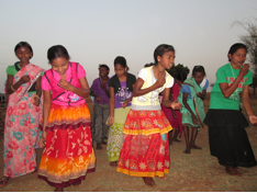 Jatapara Dance Teaching