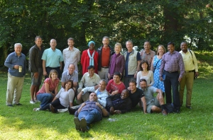 GHNI staff in Geneva from the Middle East & Asia