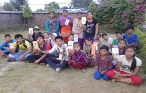 Pratiraksha & Children Dhangadhi, Nepal