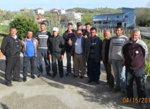 TCD Farmers Near Tirana, Albania