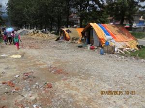 Tents Kathmandu 8-'15