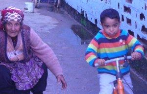 Roma Grandma & Boy