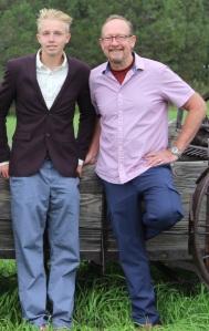 Bryan & Pops