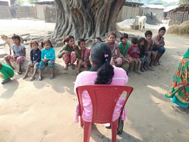 TCD - Children's Lesson - Nepal