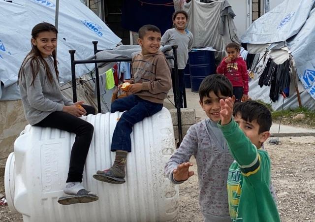 Bardarash Refugee Camp, Erbil Iraq/Kurdistan