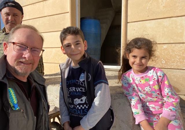 Refugee Kids - Sulaymaniyah, Iraq/Kurdistan